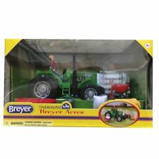 Aktion Breyer Stablemates Tractor with Accessories (14-teilig)
