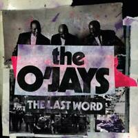 The OJays - The Last Word [CD] Sent Sameday*