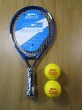 Slazenger ACE 19 Junior Tennis Racket + 2 Foam Balls RRP £35