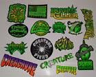 CREATURE Skateboard Sticker - Assorted Creature Logo Skate Stickers