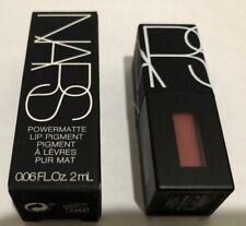 Nars Powermatte Lip Pigment Liquid Lipstick American Woman Travel Size 0.06 oz