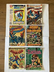 Famous 1st Edition C-61 (DC, 1979) Superman & Mixed Lot, 6