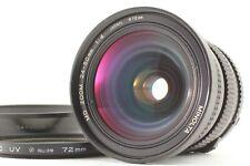 [NEAR MINT w/ Hood] Minolta New MD Zoom 24-50mm F/4 Wide Angle Lens From Japan