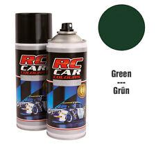 rcc312 Bomboletta vernice spray green per lexan carrozzeria colore red 150ml ver