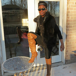 Designer Black Andrew Marc Opossum Fur Vest coat jacket stroller M-L 8-12