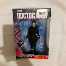 Doctor Who - 12th / Twelfth Dr figure - green hoody & black top (Season 9)