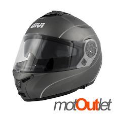 Casco Helmet Modulare Givi X.21 CHALLENGER 2017 moto scooter  TITANIO