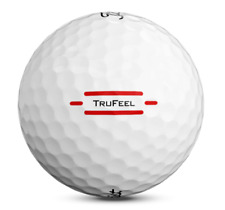 24 TITLEIST TRUFEEL GOLF BALLS  PEARL/ GRADE A LAKE BALLS FREE DELIVERY