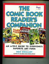 THE COMIC BOOK READER'S COMPANION BY RON GOULART SC (9.2) 1993