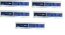 5 Dexter Washer T300 Front Label Part 9412 074 003