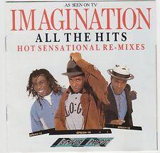 All The Hits - Hot Sensational Re-Mixes - Imagination