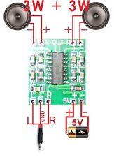 PAM8403 Mini Modul verstärker digital 2x3W Klasse D