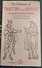 The Romance of Tristan and Iseult by Joseph Bedier (1965, Paperback) Book-VTG