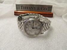Tiffany & Company Stainless Steel Chronograph Watch Men's