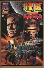 Star Trek - X-Men OneShot - Paramount Comics - 1996 (Grade 9.2OB)