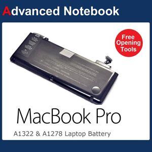 "Genuine Battery Apple MacBook Pro 13"" Unibody A1278 A1322 2009 2010 2011 2012"