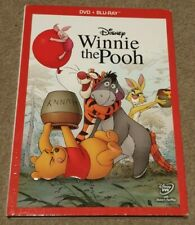 Winnie The Pooh Movie (Blu-ray / DVD Combo in DVD Packaging)