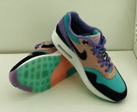 Nike Air Max 1 Have a Nice Day Space Purple Black Men Sz 6 BQ8929 500 New
