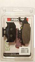 FERODO FRONT PASTILLAS DE FRENO BOMBARDIER ATV QUEST 500 2x4/4x4 Left 2002-2004