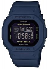 Casio Baby-G BGD-5000-2JF Clean Style Solar Atomic Ladies Watch New