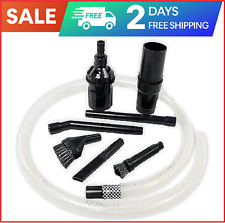 Shop-vac Household Cleaning Kit Micro Vacuum Tool Attachment 7 Pcs Accessories