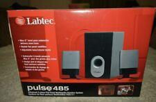 Labtec Pulse 485 2.1 Multimedia Speaker System