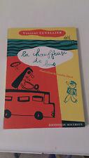 Vincent Cuvellier - La Chauffeuse de bus - Ed du Rouergue