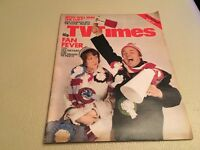 TV Times Vintage Magazine May 3rd to 9th, 1975 West Ham vs Fulham FA Cup Final