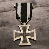 WWI Germany 1914 1813 Iron Cross 2nd Class German Medal W Ribbon W Box Replica