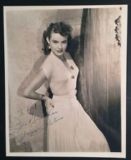 """Sexy Sweater photo reprint Jean Peters of """"Pickup on South Street"""" and """"Niagara"""""""
