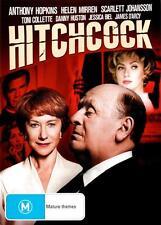 HITCHCOCK DVD ANTHONY HOPKINS HELEN MIRREN ***