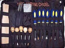 Schnitzwerkzeug Schnitzmesser Set 16 tlg
