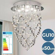 Kristall Deckenleuchte LED Kristallkronleuchter Kronleuchter Deckenlampe