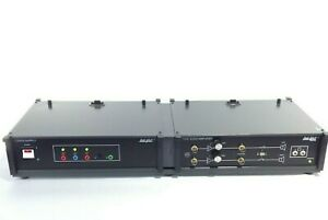 Lab-Volt 9401-00 Power Supply + Dual Audio Amplifier 120V - 3.5A - 50/60Hz