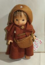 Jacobeo pilgrimage Vinyl Baby Doll Paola Reina - Made in Spain Spanish