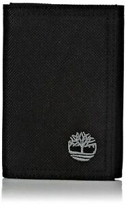 Timberland Men's Polyester Extra Capacity Trifold Wallet