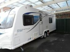 2 Axles Mobile & Touring Caravans with CD Player