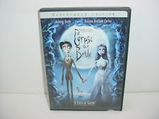 Corpse Bride Tim Burton DVD Movie