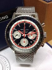 Breitling Navitimer AB0121 43mm Swissair Watch 2019 With Papers UNWORN