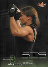 Cathe - Mesocycle 3 Strength: Optional Leg-Squat Rack Routines 37-40 (Dvd, 2008)