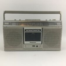 Panasonic RX5020LE Cassette Player Radio Vintage Ghettoblaster Boombox