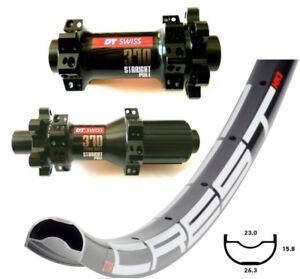 ZTR Crest MK3 29 / DT Swiss 370 IS SP BOOST / Sapim Laser 1460g Laufradsatz
