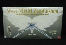 BANDAI PG XXXG-00W0 Wing Gundam Zero EW 1/60 Scale kit (Gundam W Endless Waltz)