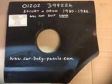 FORD ESCORT MK3 1980-85 FUEL FILLER SURROUND REPAIR PANEL
