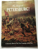 Civil War Times Illustrated 1970 August The Siege of Petersburg