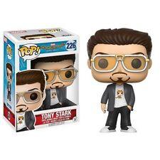 Spider-man Homecoming Tony Stark Pop Vinyl Figure Funko 226