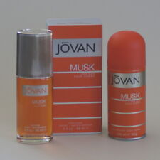 Jovan, Musk for Men / Pour Homme, Cologne Spray 88ml + Deodorant 150ml
