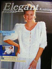 Elegant Knitting Bouton d'Or No 1