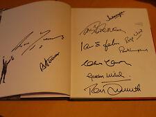 Liverpool Fc 1965 Fa Cup Ganadores Copa Reyes Libro Firmado Por 10-hunt/yeats/smith