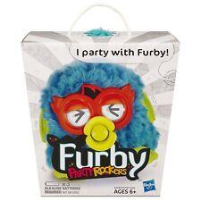 Hasbro Furby Party Rockers Twittby A3192 Light Blue